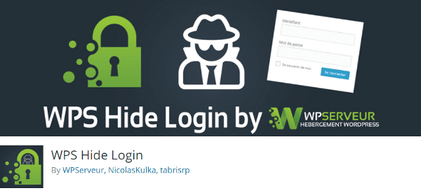 WPS Hide Login WordPress Security Plugin