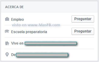 Boton Preguntar en Facebook - MasFB
