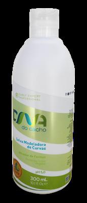 Composição completa e Ingredientes da Seiva Modeladora de Curvas DNA do Cacho - Salon Embelleze (Resenha)