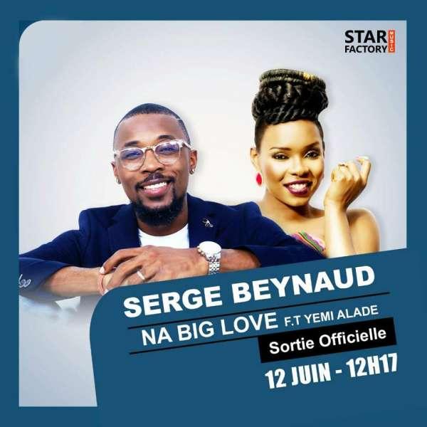 Video: Serge Beynaud feat. Yemi Alade – Na Big Love