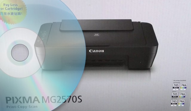 Driver Canon PIXMA MG2570S - Google