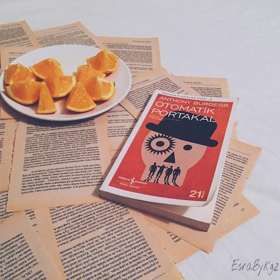 Kitap Yorumları | Otomatik Portakal