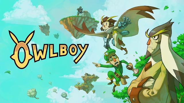 Owlboy y otros títulos indie llegarán a Nintendo Switch