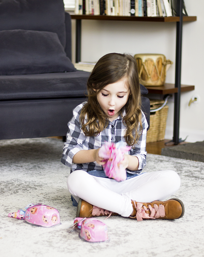How Playing With Dolls Benefits A Child's Development