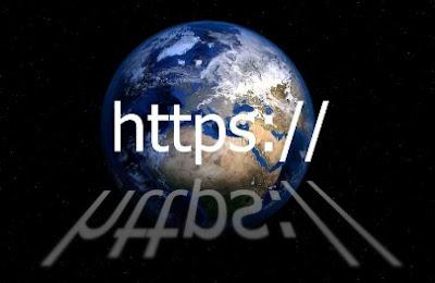 Cara Mengaktifkan Pengalihan Fitur HTTPS Blog Custom Domain TLD Lewat Hosting Cloudflare