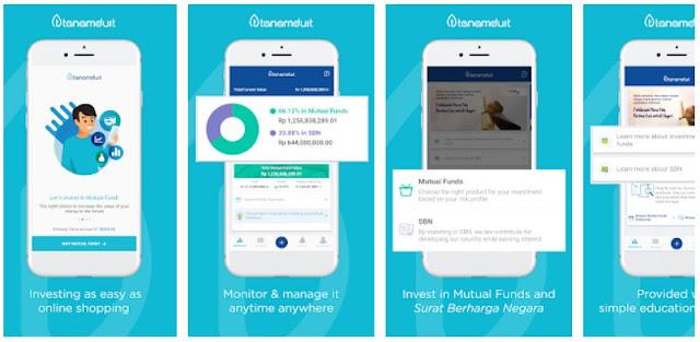 Download tanamduit - Reksadana, Sukuk Tabungan, SBR Online Mobile App