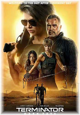 Terminator Dark Fate 2019 350MB HDCAM English Movie Download Free