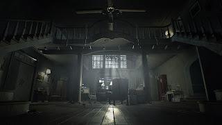 Resident Evil 7 Background Wallpaper