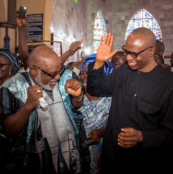 mimiko and akeredolu