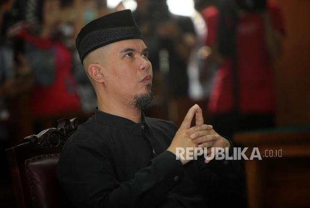 Ahmad Dhani tak akan Dicopot sebagai Jurkamnas Prabowo-Sandi