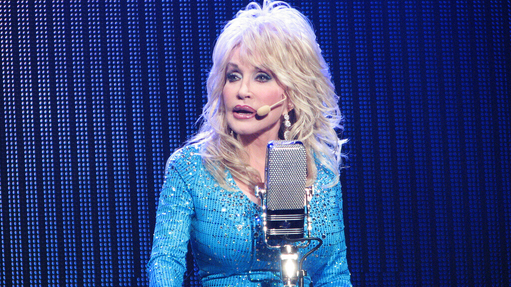 Dolly Parton And Sia Collaborate For New Version Of 'Here I Am'