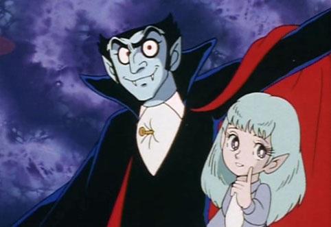 ilustración del Cómic Don Dracula