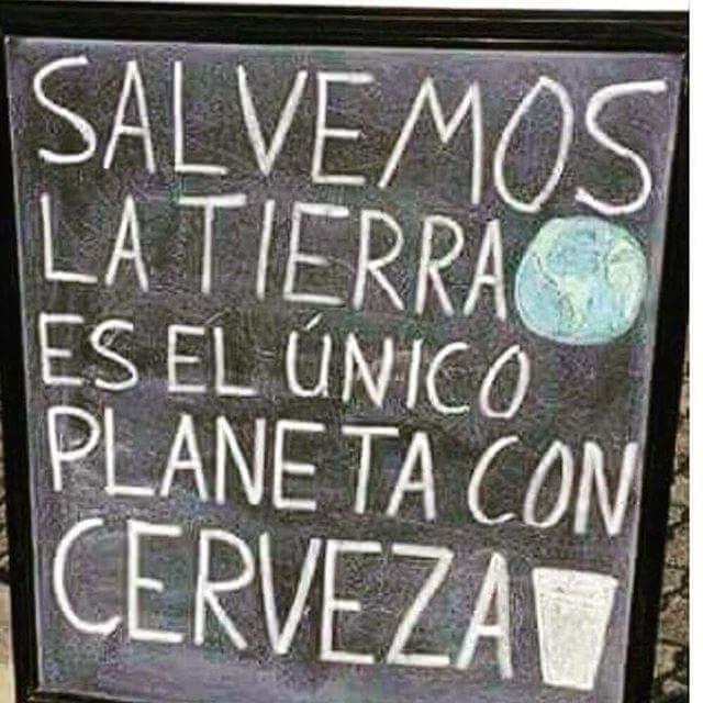 Salvemos nuestra Tierra