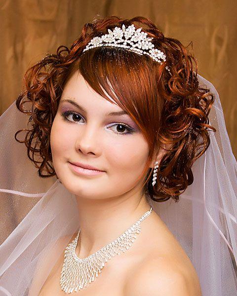 Peinados De Novia Pelo Corto Suelto Hermosos Peinados