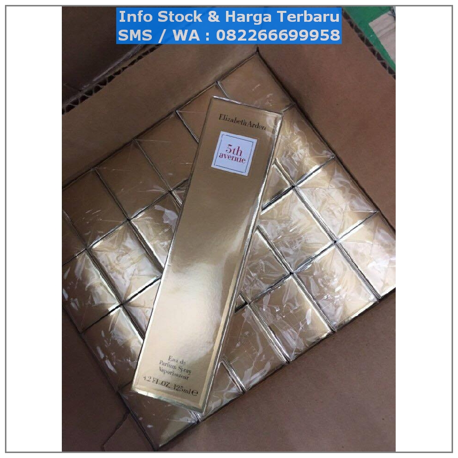 958b667fa Elizabeth Arden 5th Avenue - Parfum Wanita Ukuran 125ml EDP | Jual ...
