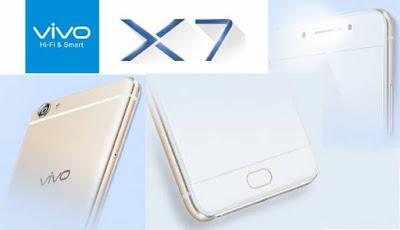 DaFtar Harga Hp Terbaru VIVO X7 Plus Dan Spesifikasinya