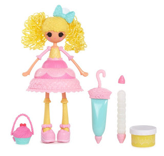 CHEAPEST Lalaloopsy Candle Slice O' Cake Girls Fashion Doll £6.60, limited time hurry