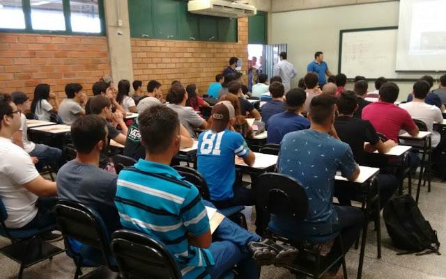 Unir divulga edital de seleção para professor substituto no campus de Rolim de Moura