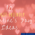 10 Budget Friendly Valentine's Day Ideas