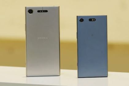 Sony Xperia XZ1, XZ1 Compact dan XZ Premium kini mendapatkan Android Pie