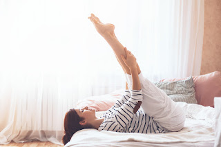 stretching-movement-before-going-to-bed