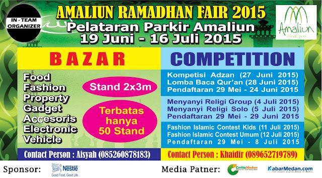 Amaliun Ramadhan Fair 2015