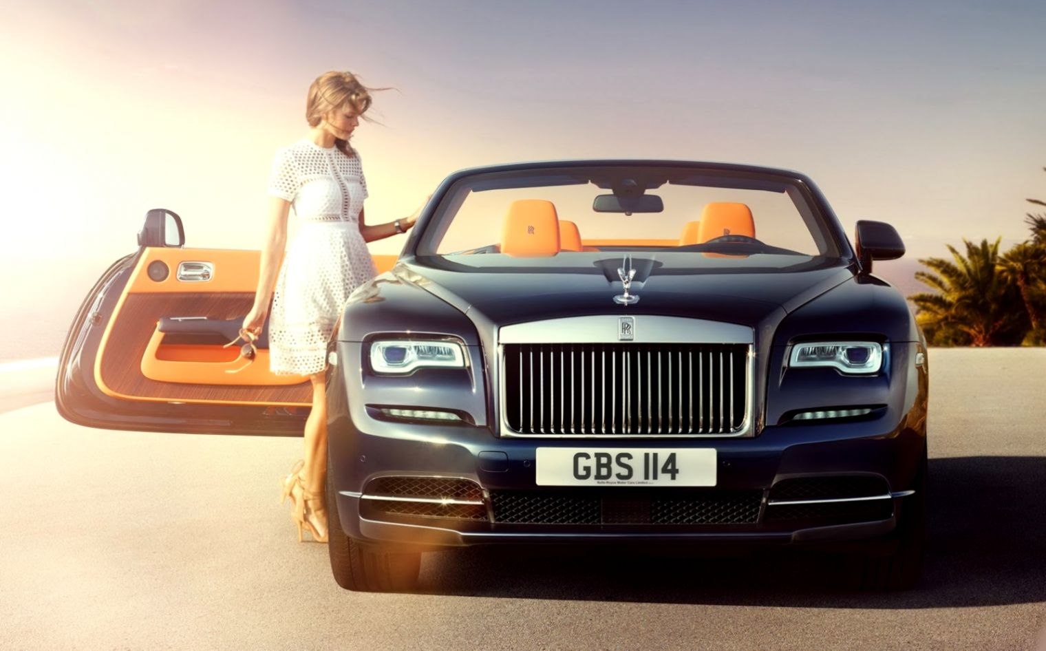 Rolls Royce Dawn HD wallpapers free download