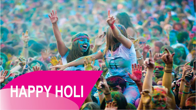Beautiful Happy Holi Full HD Wallpapers Images 2017 Free Download