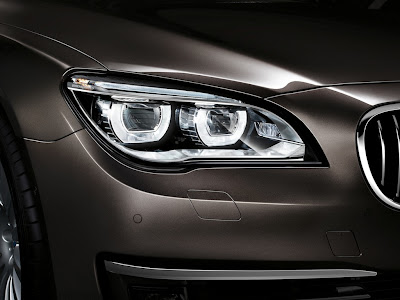 BMW 7 Series Standard Resolution Wallpaper 7