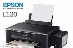 Cara Reset Printer Epson L120 Solusi Waste ink full - Service required Manual dan Menggunakan Software