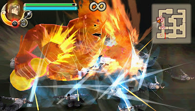 New Download Naruto Shippuden Ultimate Ninja 5 ISO PS 2