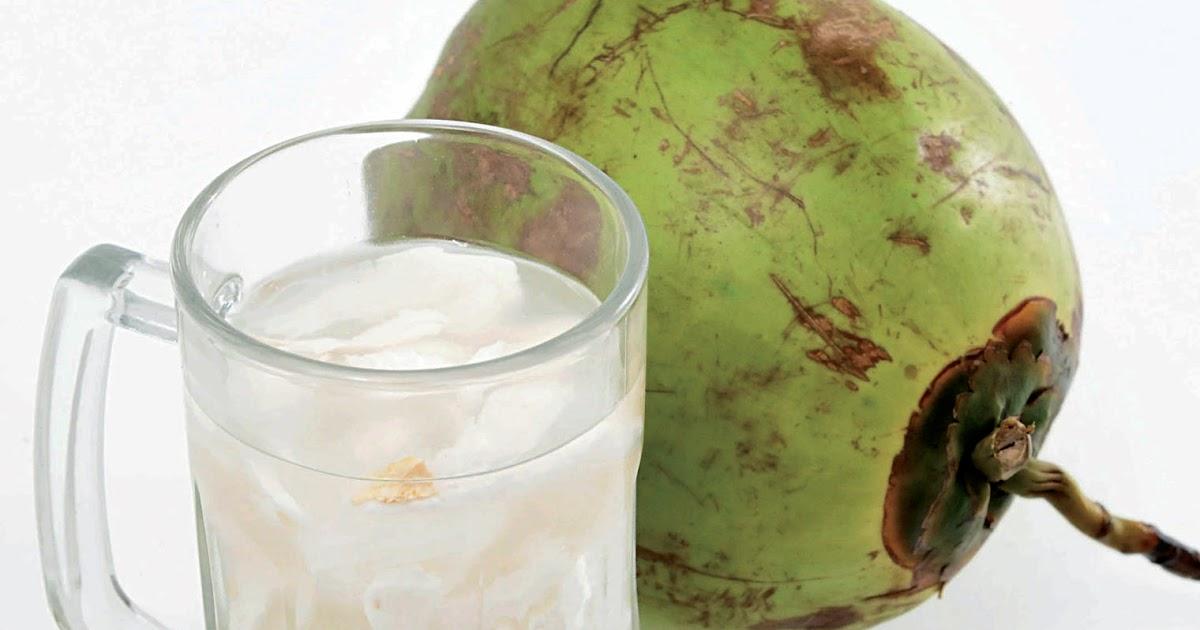 Minum Air Kelapa di Pagi Hari, Rasakan Manfaat Menakjubkan Ini