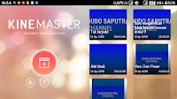 Aplikasi Kine Master