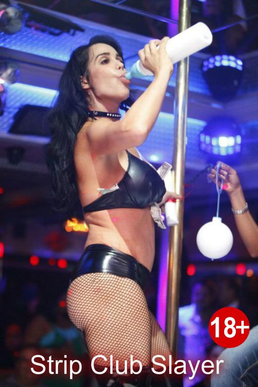Strip Club Slayer (2016)