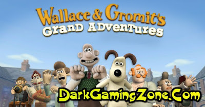 Wallace And Gromit Grand Adventures Game