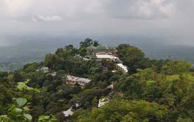 Wisata Kota Kudus Colo Muria Makam Sunan Muria