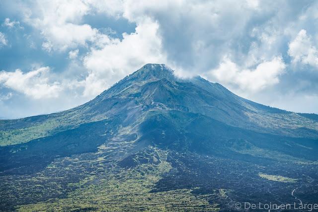 Mont Batur - Gunung Batur - Bali