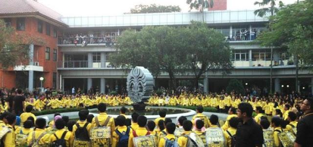 Fasilitas Pendukung Universitas Terbaik Di Indonesia