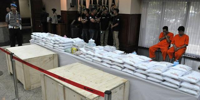 BNN sebut 70 Persen Peredaran Narkoba dikendalikan dari Lapas