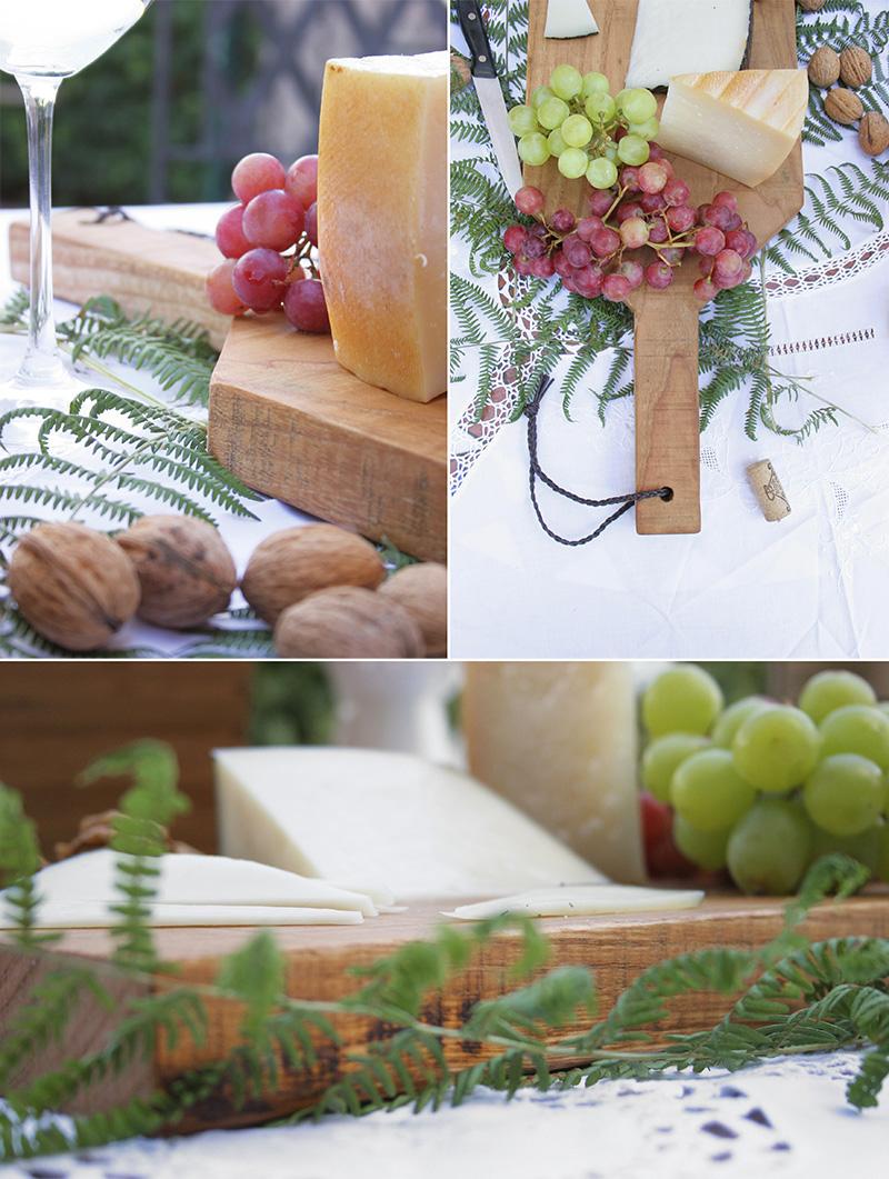Diy tabla de cocina con madera de casta o decorar en - Decorar tabla madera ...