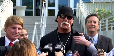 Jury Awards Hulk Hogan $25 Million in Punitive Damages