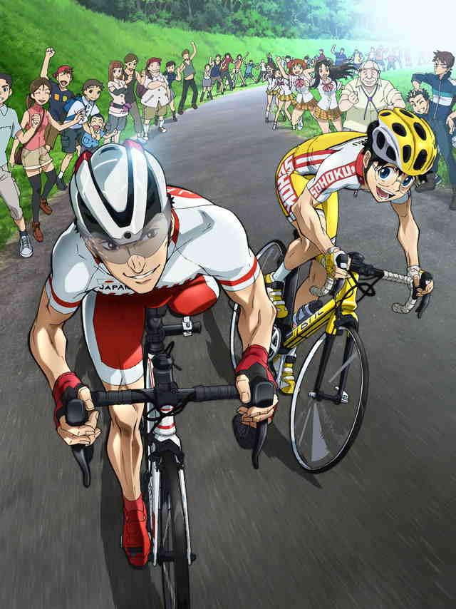 Yowamushi Pedal x Para Cycling!
