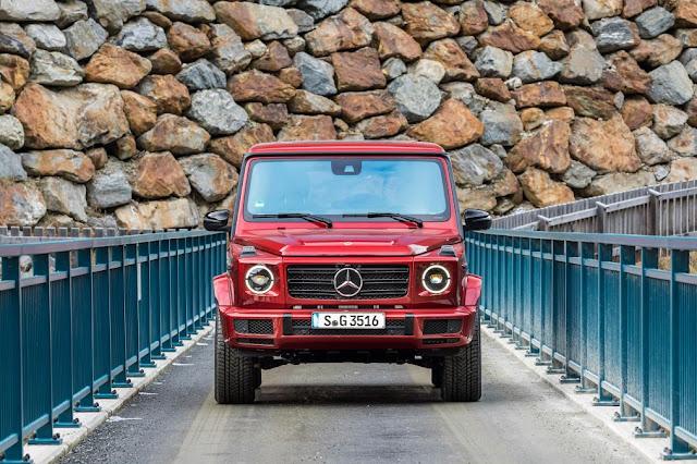 Mercedes G 350d 2019