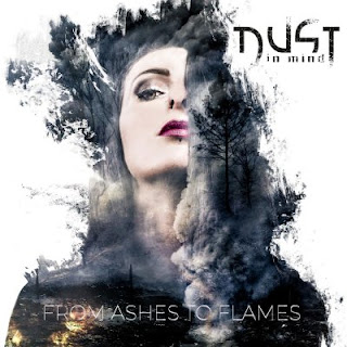 "Ο δίσκος των Dust in Mind ""From Ashes To Flames"""