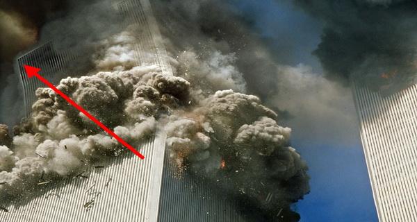 se pare ca turnurile gemene au cazut prin demolare controlata