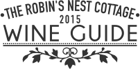 Robin's Nest Cottage Wine Guide