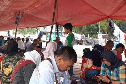 Merasa Telah Diberi Harapan Palsu, Buruh AMT Lakukan Demo Didepan Istana Negara