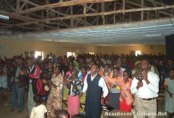 Cristianos en Etiopía