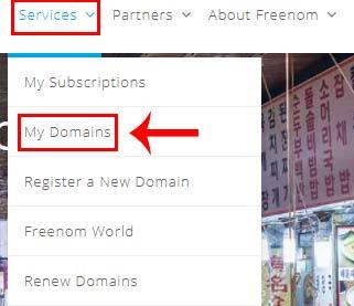 custom domain setup kaise kare
