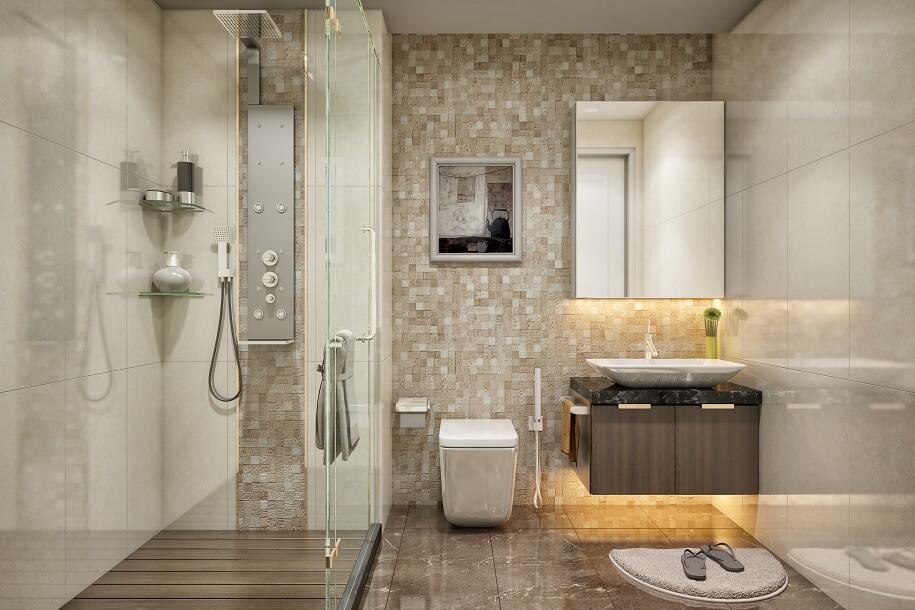 phòng vệ sinh e2 yên hòa